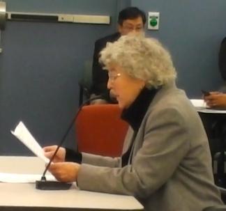 Carol Heinsdorf SRC testimony 2-18-16
