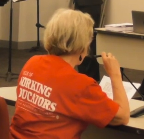 Diane Payne SRC testimony 5-1-17